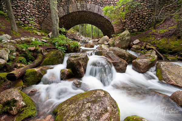 Cobblestone Bridge