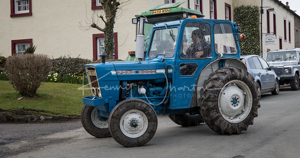 ORM 839M Ford 3000