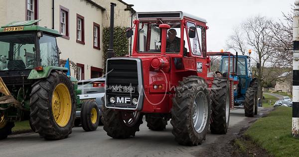 NFE 159P Massey Ferguson 1200