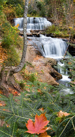 Sable Falls - Grand Marais, MI