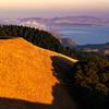 Sunset, Ridgecrest, Pacific Ocean