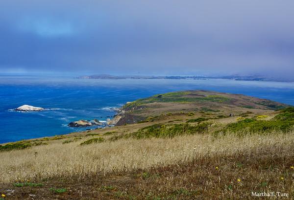 Pierce Point, Pacific Ocean