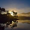 Sunrise, Lake Bon Tempe