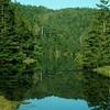 Lake Bon Tempe and Reflection