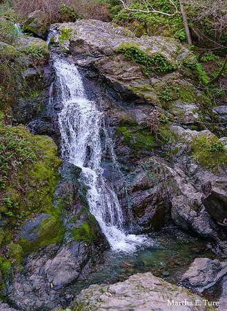 Cascade Canyon Waterfall