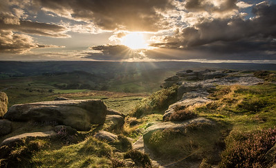 Hathersage, Peak District