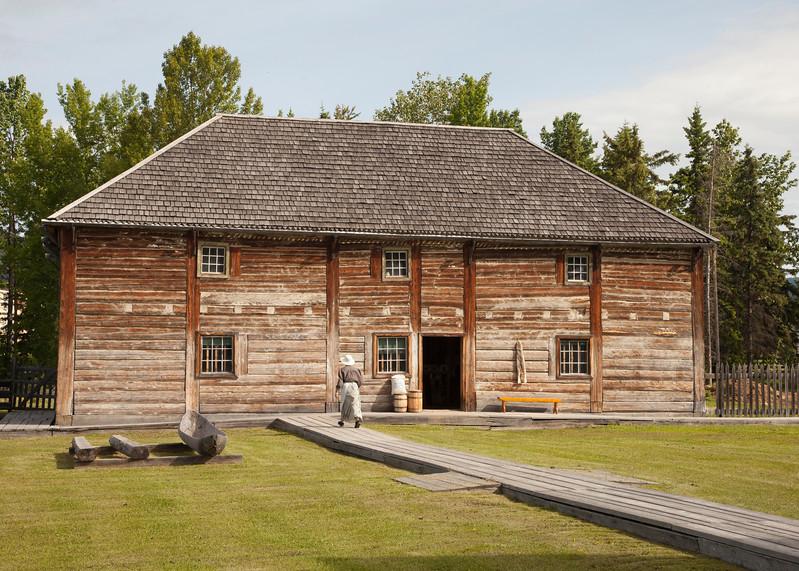 Rendezvous Canada 150: British Columbia - Visiting historic Fort St. James NHS