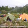 Churchill and Sturgeon-Weir Rivers Tandem Trek 2013: Day 4 - Frog Portage