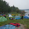Churchill and Sturgeon-Weir Rivers Tandem Trek 2013: Day 5 - Grassy Narrows