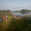 Churchill and Sturgeon-Weir Rivers Tandem Trek 2013: Day 5 - Frog Portage