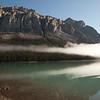Maligne Lake - Mount Paul
