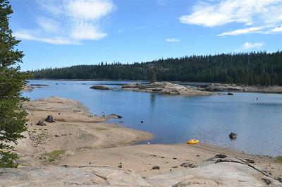 Lower Blue Lake