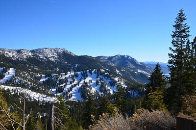 Ski runs - January 21, 2013