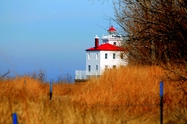 Lighthouse by the Dunes