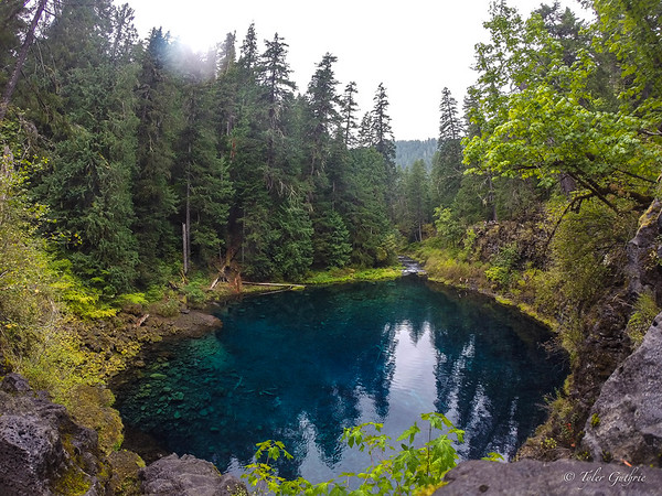 Tamolitch (Blue) Pool