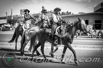 Lakeside Western Days Parade 4-23-2016