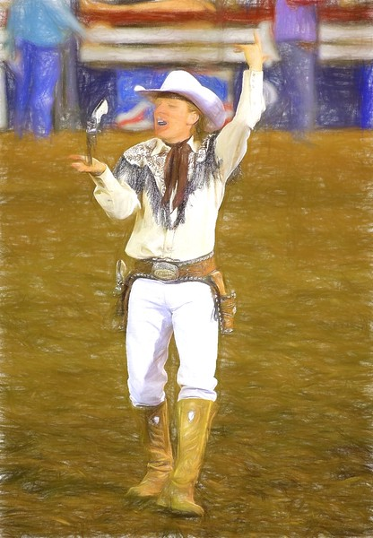 Rider Kiesner_Lakeside Rodeo_4.18.2015_Gun Balance_Colored pencil II KC.jpg