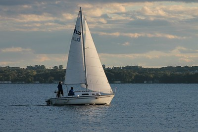 Scenes from Lake Geneva