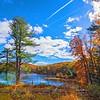 Fall View Lake Stahahi