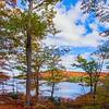 Fall View # 2 Lake Stahahi.