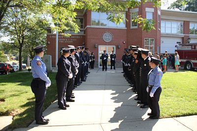 Ex-Chief Robert J. DeAngelis, Jr. Memorial 9/2013