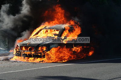 Hempstead Ave Car Fire 5/15/10