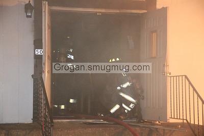 Jefferson Ave Church Fire 3/28/12