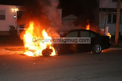 Mary Ann Ln Car Fire 3/2/11