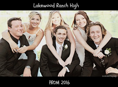 Lakewood Ranch High School Prom 2016