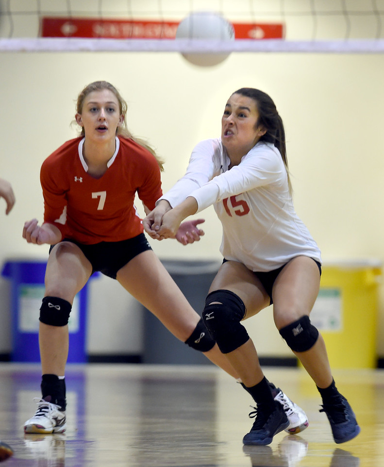 Lakewood at Fairview Girls Volleyball