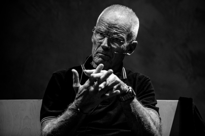 Lama Ole Nydahl in Copenhagen October 2013