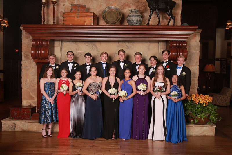 LAMAR TEXANS SWIM TEAM PROM