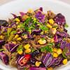 Lamb and cabbage salad
