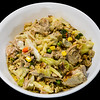Curry leftover lamb shoulder with cabbage and vegetables <br /> #dinner #yummylummy #foodporn #yummy #delicious #instafood #nikon