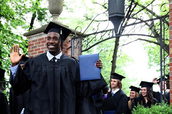 Lambuth Graduation