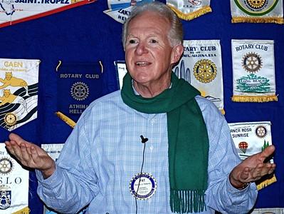 Lamorinda Sunrise Rotary November 21, 2008