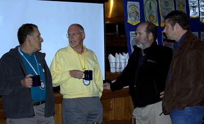 Lamorinda Sunrise Rotary January 9, 2009