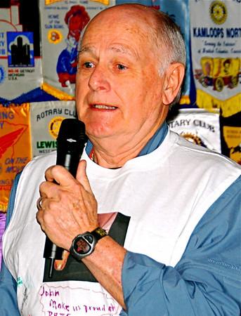 Lamorinda Sunrise Rotary March 13, 2009