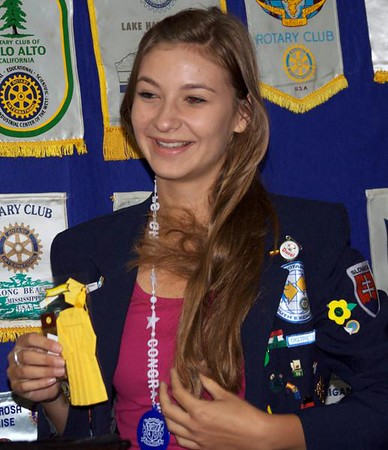 Lamorinda Sunrise Rotary 2008-2009