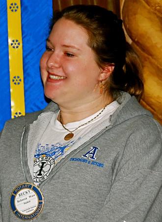 Lamorinda Sunrise Rotary March 6, 2009