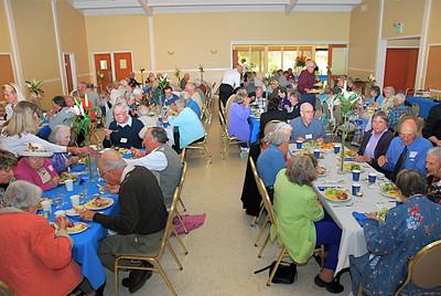 Three-Quarter Century Club Luncheon June 10, 2009