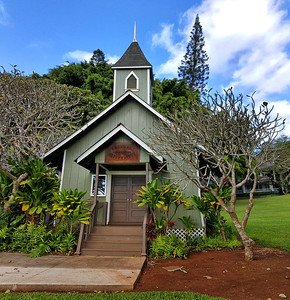 Kalokahi o Ka Malamalama Church at The Four Seasons