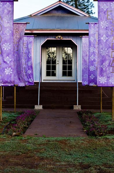 Purple Church