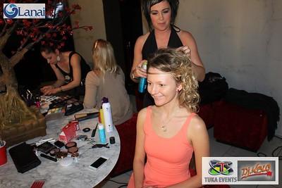 Lanai Fashion show - One night in Rio at The Grand