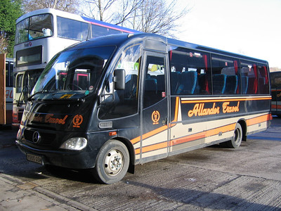 Allander Milngavie Y555GSM Depot Milngavie Feb 05
