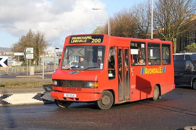 Avondale Clydebank N511BJA Argyll Rd Clydebank Nov 11