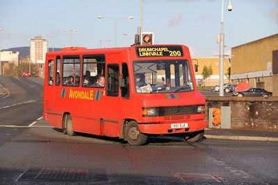 Avondale Clydebank N511BJA Kilbowie Rd Ckydebank Nov 11