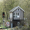 Hebdon Bridge Signal Box
