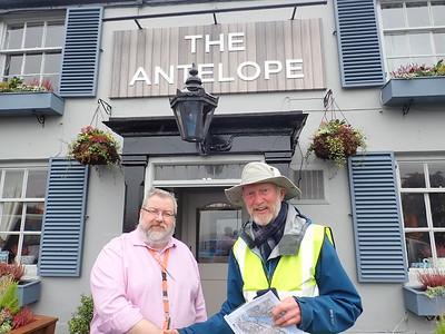 Jon at the Antelope