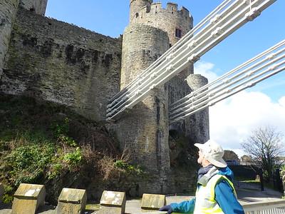 Conwy Suspention Bridge